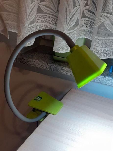 Lampka LED kolor limonka