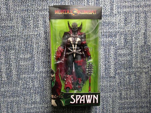 McFarlane Toys Mortal Kombat XI Spawn (Mace Ver.), Спаун Мортал Комбат