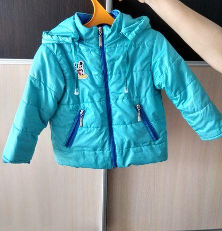 Куртка демисезонная, для мальчика или девочки