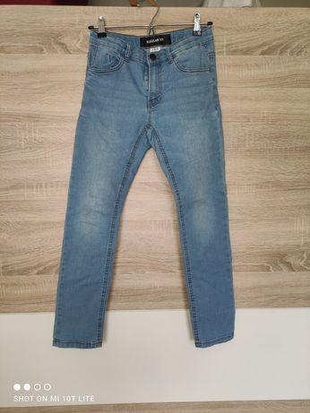 Spodnie dżinsowe Zara 140 Regular Fit
