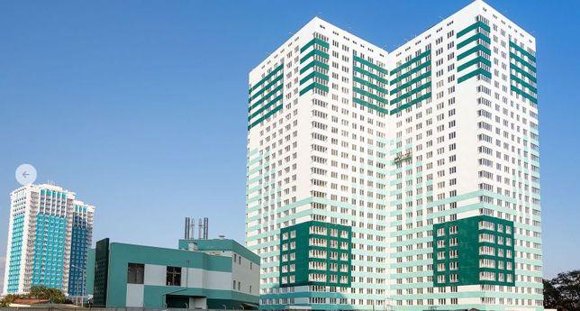 Двухкомнатная квартира на Таирова t