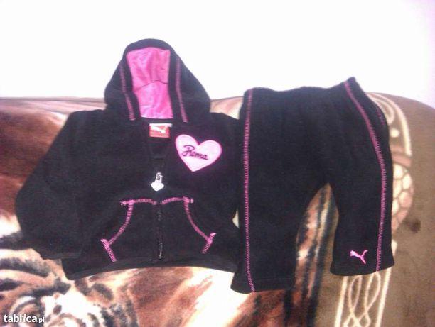 dreski dla dziewczynki Puma z usa