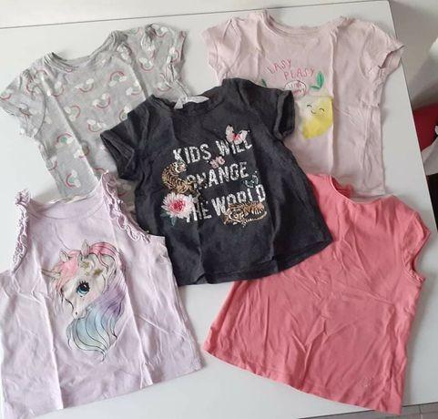 Lote de roupa para menina 18-24 meses