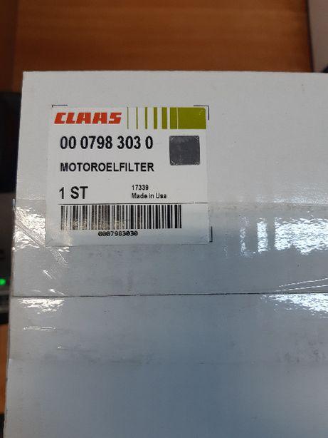 Filtr powietrza silnika CLAAS Arion