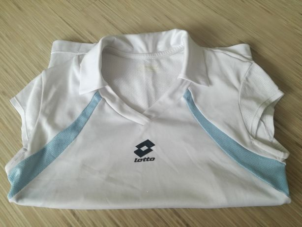 LOTTO koszulka funcyjna WF, rower itp XS