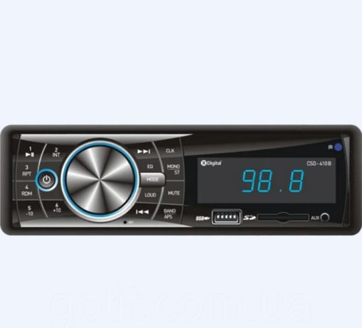 Автомагнитола X-Digital CSD-320B