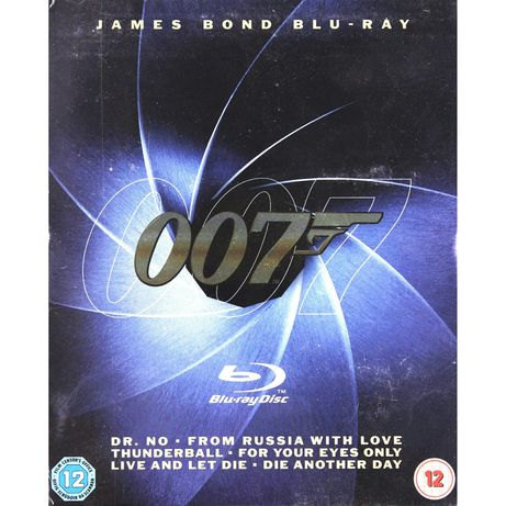 Kolekcja james bond 007
