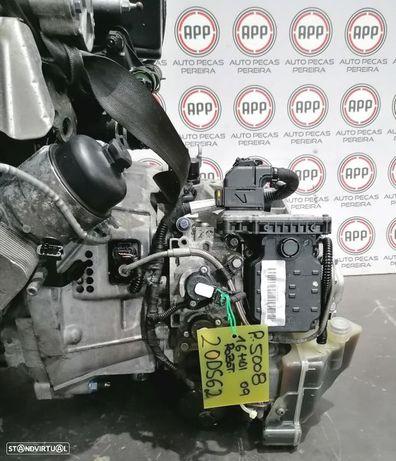 Caixa de velocidades PSA 5008 / 3008 1.6 HDI de 2009, referência 20DS62. Sem robot.