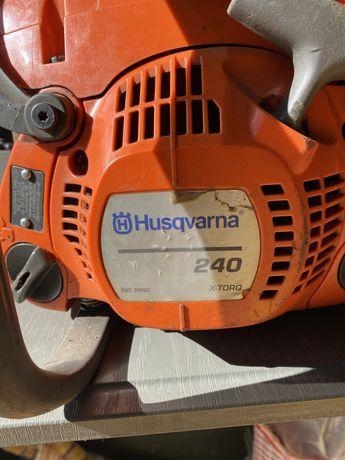 Бензопила Husgvarna 240