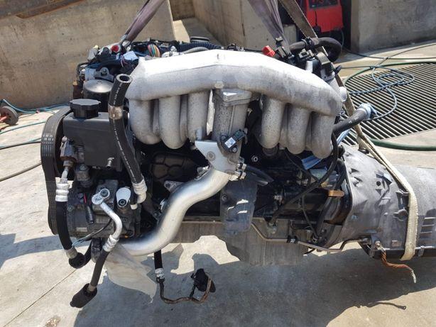 Motor com Caixa Automatica W211 MERCEDES E320