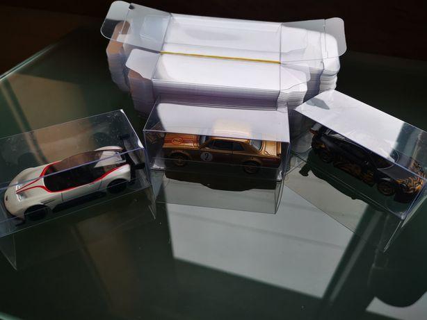Lote de 10 caixas para miniaturas com portes incluídos