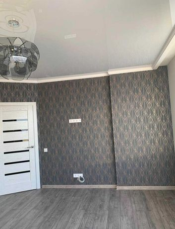 Однокомнатная квартира с готовым ремонтом. Новый дом