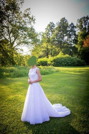 Suknia Ślubna Justin Alexander, model 8630