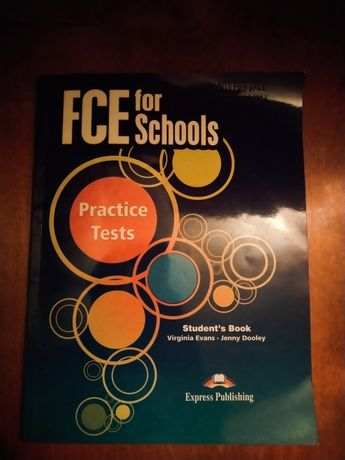 FCE Practice tests, Virginia Evans