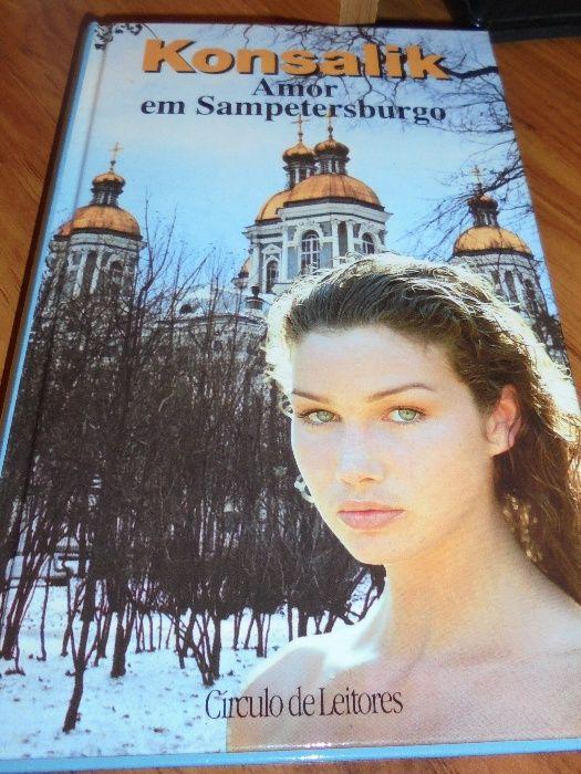 Konsalik, Amor em Sampetersburgo Tonda - imagem 1