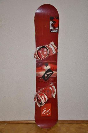 Deska snowboardowa snowboard z wiązaniami Rossignol 156 cm Allmountain