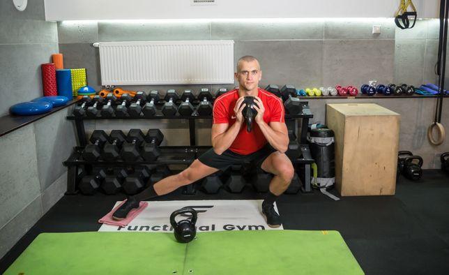 Trener personalny Kraków - Piotr Skowronek