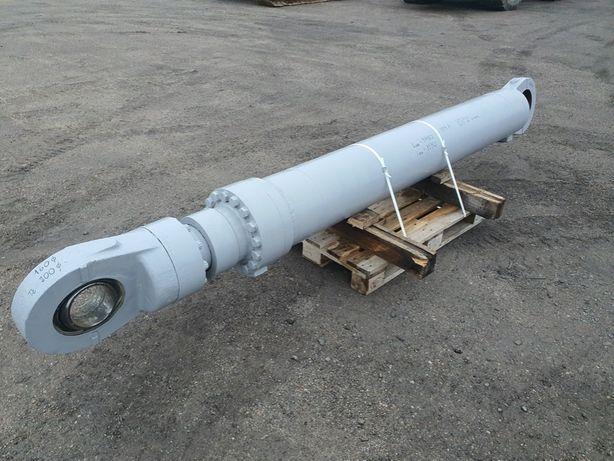 Siłownik hydrauliczny do prasy paczkarki 3550mmx355mm waga 2200kg
