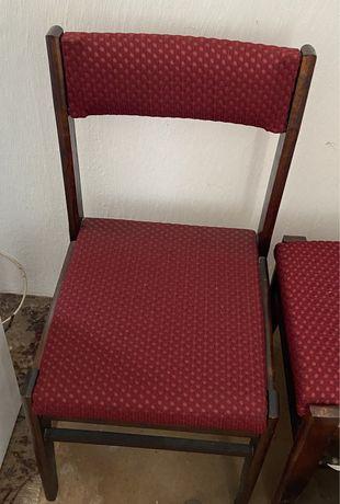 Krzesła retro 10 szt