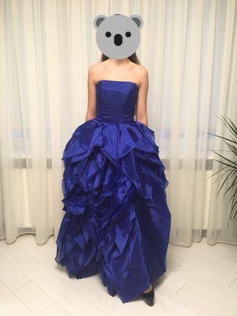 Вечернее платье .