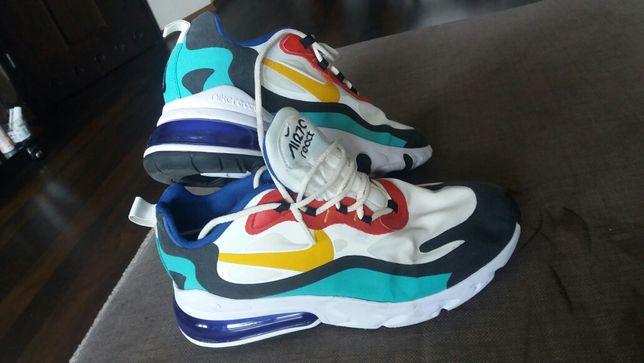 Buty sportowe Nike 270 react bauhaus 41 26cm