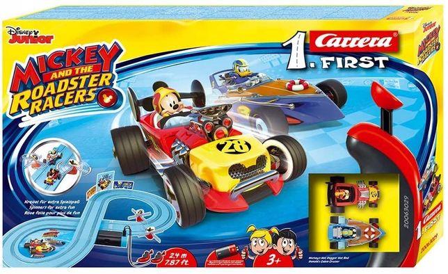 Tor Wyścigowy Carrera Mickey Racers
