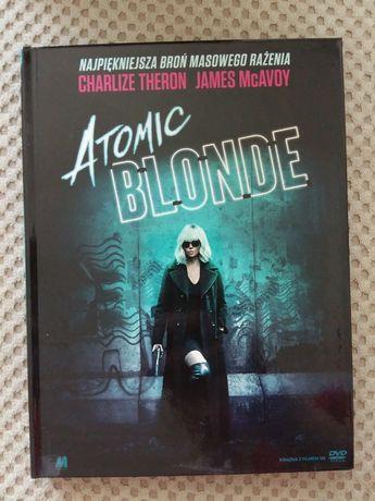 Atomic Blonde - film, dvd