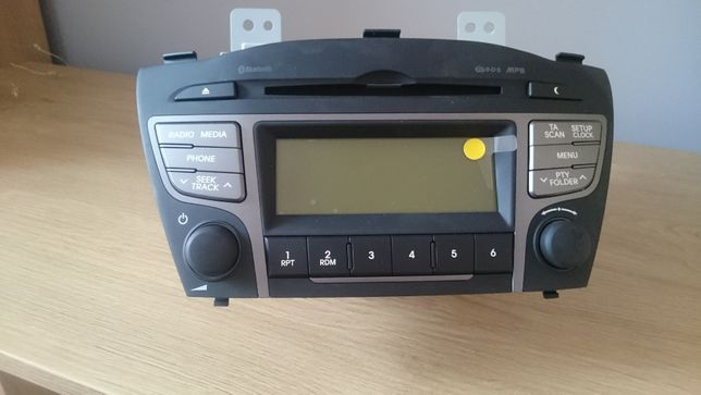 Hyundai ix35 radio cd oryginalne