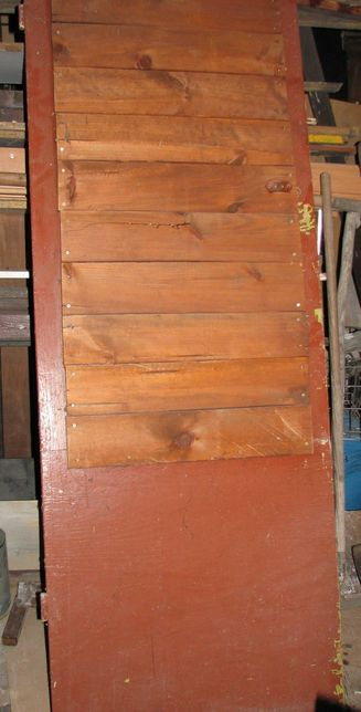 drzwi pełne 70x205-dwie sztuki