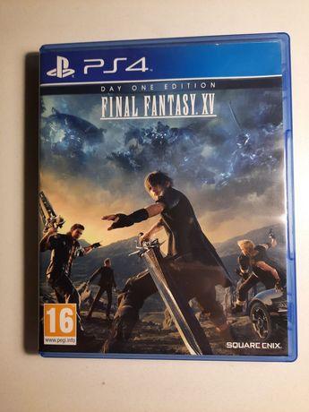 Продам игру Final Fantasy XV на PlayStation 4. Final fantasy 15.