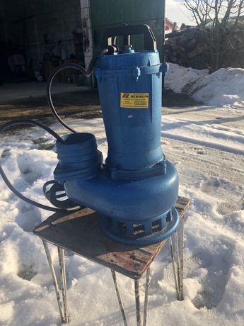 Pompa do wody i ścieków firmy Omnigena