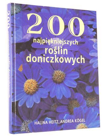 200 najpiękniejszych roślin doniczkowych Heitz 2810