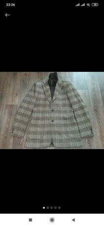 Мужской пиджак, шерстяной пиджак