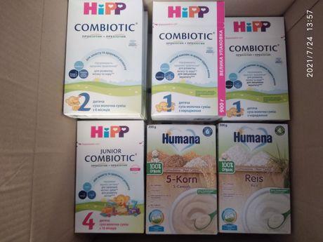 Хипп Комбиотик1,2,3,4