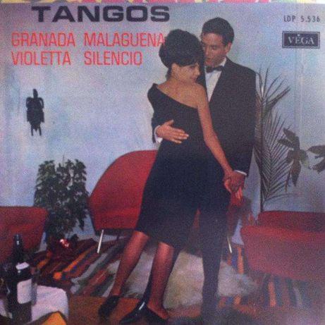 Tangos - Single Vinil
