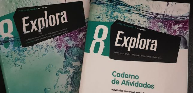 Manual Físico Química 8º ano