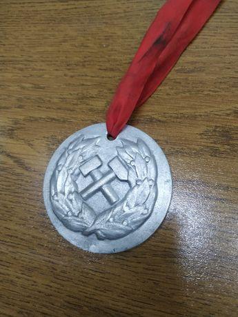"""Stary medal """"Narciarski puchar górniczy 89"""""""