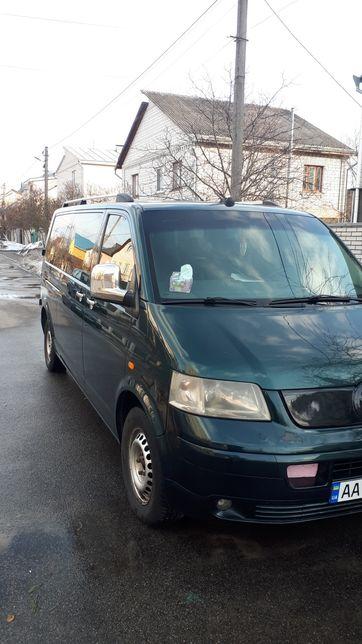 Volkswagen transporter 2.5 AT LONG