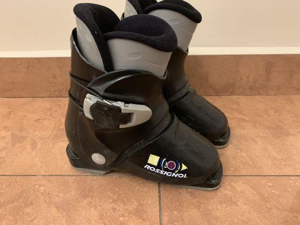 Buty narciarskie dziecięce rossignol 185 mm 18,5
