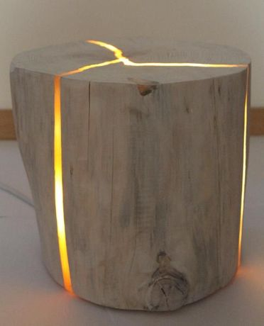 lampa drewniana PNIAK