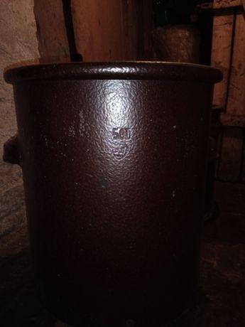Kamionkowa beczka 50 litrów
