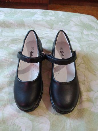 Туфлі шкільні 29 розмір