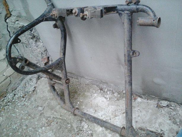 Рама коляски мотоцикл МТ-10.
