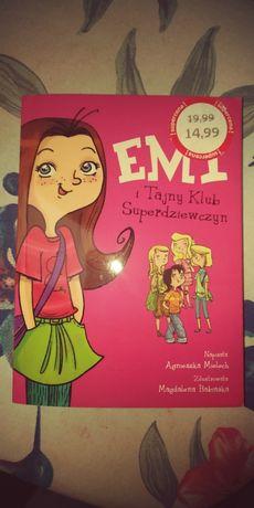 EMI książka przygodowa