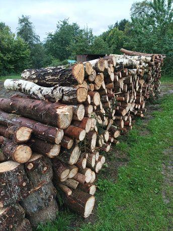 Drewno opałowe Świerk -brzoza