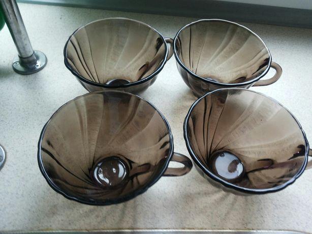Чашки Верего, Франция.4 штуки.