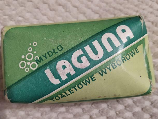 Mydło Laguna z PRL-u