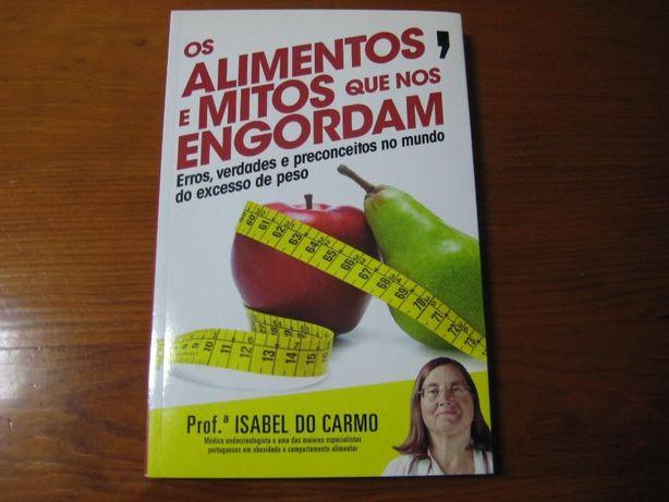"""Livro """" Os Alimentos e Mitos que nos Engordam """""""