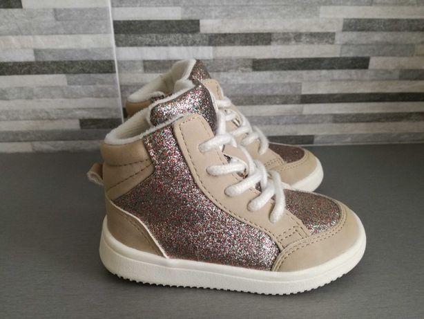 H&M * buty ocieplone * 22