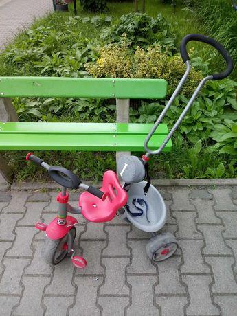 Wózek - rowerek dla dziecka